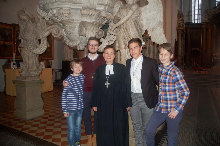 Schülerbischöfe, Bild 1