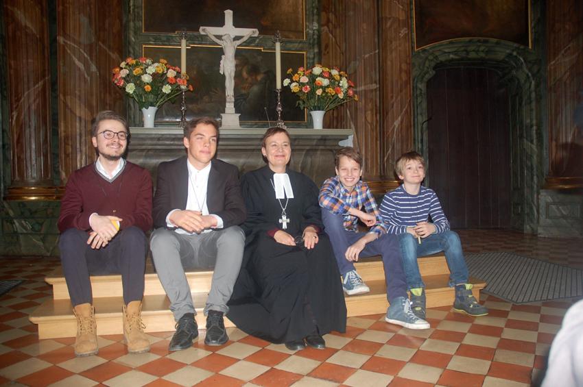 Schülerbischöfe, Bild 2