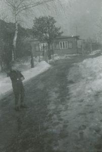 Rallenweg 1938