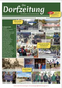 Die Dorfzeitung Reinickendorf - Ausgabe November 2019