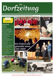 Dorfzeitung Reinickendorf Januar 2020