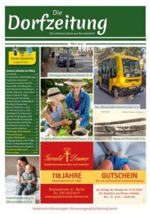 Die Dorfzeitung Reinickendorf März 2020