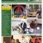 Titelbild Die Dorfzeitung Reinickendorf Dezember 2020