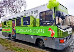 Bus des Familienbüros Reinickendorf